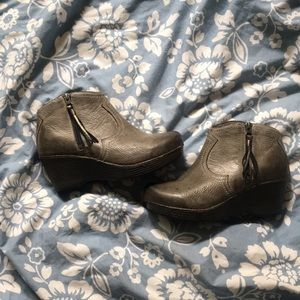 Dansko booties